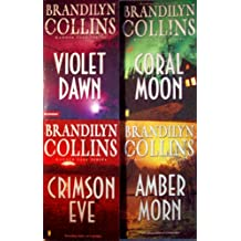 Violet Dawn/Coral Moon/Crimson Eve/Amber Morn (Kanner Lake Series 1-4)