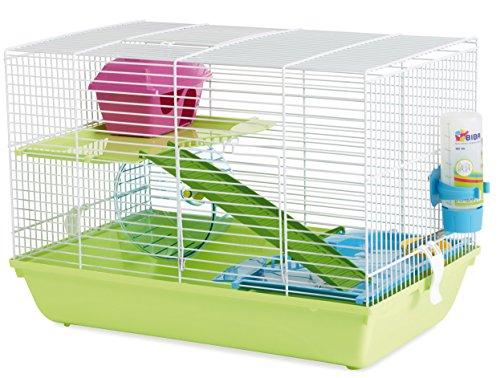 VADIGRAN Savic Martha Triple Cage pour Hamster...