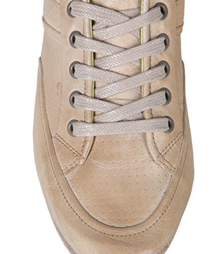 Nobrand The Led Ledersneaker Munich Beige Offwhite