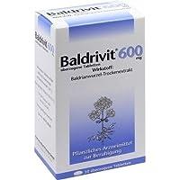 BALDRIVIT 600 mg überzogene Tabletten 50 St preisvergleich bei billige-tabletten.eu