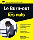 Le Burn-Out pour les Nuls grand format