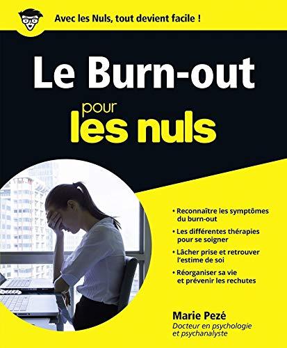 Le Burn-Out pour les Nuls grand format