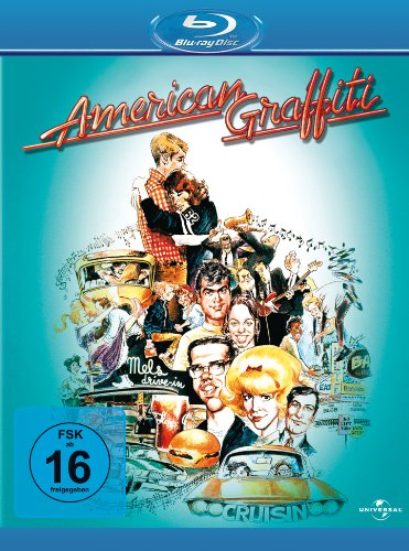 American Graffiti [Blu-ray] (Ford Graffiti Harrison American)