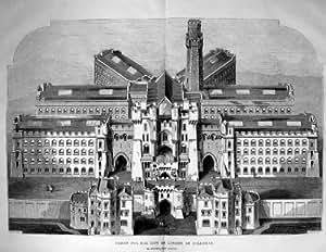 Citt 1851 della prigione di vista del costruttore di for Costruttore di casa gratuito