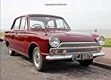 Ford Cortina: 120 pages with 20 lines you can use as a journal or a notebook .8.25 by 6 inches