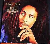 Bob Marley Legend Reggae Songs Music Original Pop Rock 12 inch 33 rpm LP Vinyl Album Record