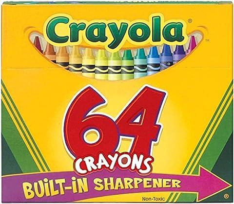 Crayola Crayons-64/Pkg