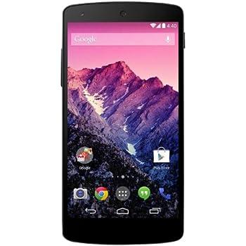 LG Nexus 5 Smartphone, memoria 16GB, Android 4.4, Nero [Italia]