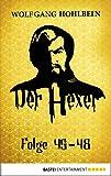 Der Hexer -  Folge 45-48 (Der Hexer - Sammelband 12)