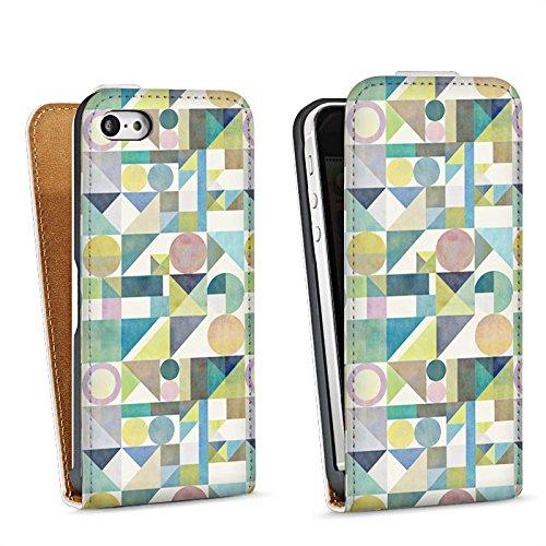 Apple iPhone 6 Plus Silicone Case Coque white - Nordic Combination21 Sac Downflip blanc
