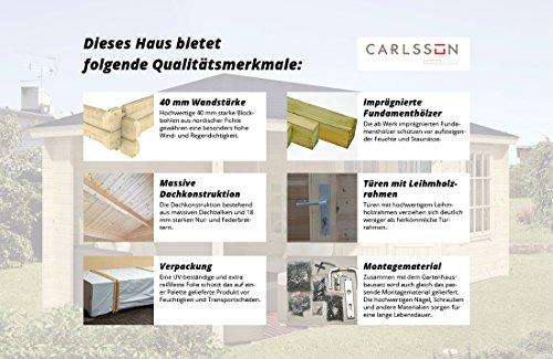 Carlsson Gartenhaus HOLSTEIN