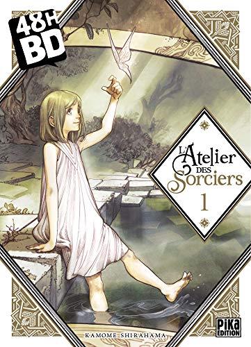 L'Atelier des Sorciers Edition 48h BD Tome 1