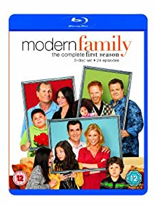 Modern Family - Season 1 [Blu-ray]
