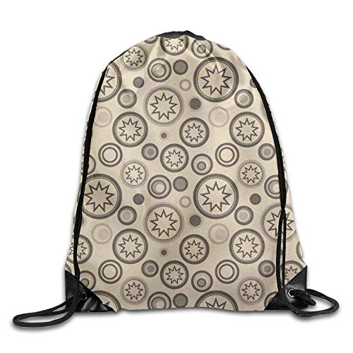 Dhrenvn Bahai Star A Backpack Design Gorgeous Beautiful