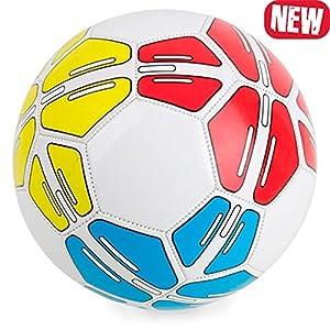 Disok- Balón de fútbol para niños, Multicolor (8670)
