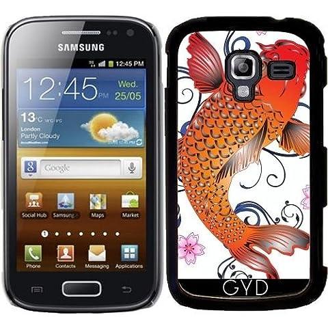 Funda para Samsung Galaxy Ace 2 (GT-I8160) - Arte De Koi by WonderfulDreamPicture