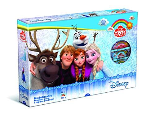 Didò- modellandia frozen, colori assortiti, 349600