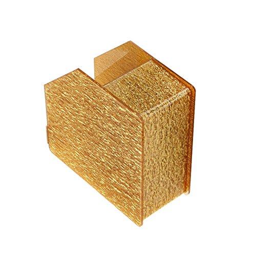 Wildlead Clou acrylique pour la suppression du clou de papier portacaso pour le Lessive du clou de papier Make Up Clou manucure