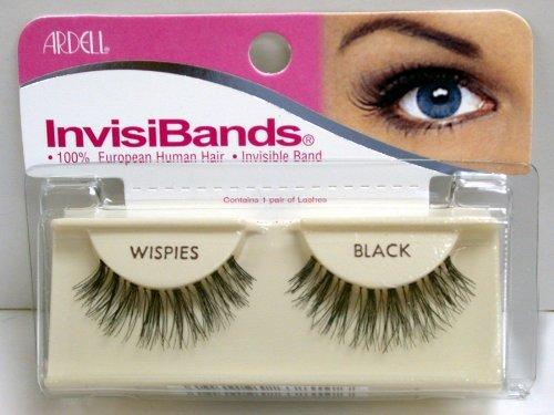 Ardell mode cils 100% cheveux humains Noir de l'article : Wispies