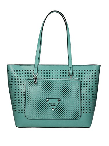 Guess VP505023 Sac Shopper Femme Faux Cuir LIGHT GREEN