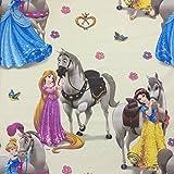 Lizenziertes Disney-Prinzessinnen-Design, hochwertig, 100%