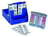 fluidra 41929–messuhr CL-Br di pH (DPD/Fenolo Tablet) Box plas. Blu