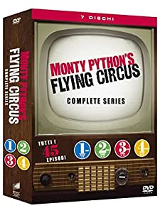 Monty Python's - Flying circus(complete series) [7 DVDs] [IT Import]