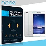 Noise Tempered Glass Screen protector For Xiaomi Redmi 3S Prime with 2.5D Curved Edge, 9H Hardness, Ultra Thin (Combo Deal) (1 Pack)