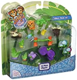 In My Pocket Jungle 15 Piece Playset