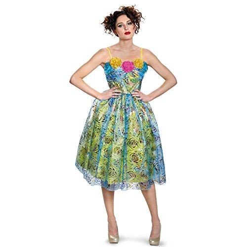 Disney Cinderella Drizella Adult Deluxe Costume X-Large 18-20