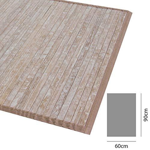 Home Gadgets Alfombra Salon o Habitacion Grande Bambu 60x90 cm