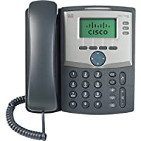 Cisco SPA303-G3 Small Business 3-Line VoIP Phone - Black