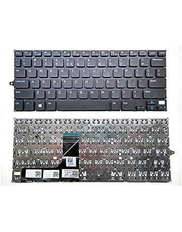 Saco Chiclet Keyboard Skin for HP 15-ac170tu/15.6 inch laptop Transparent