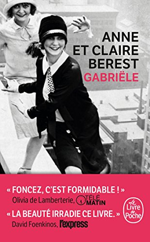 Gabriële par Anne Berest