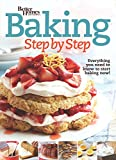 Image de Better Homes and Gardens Baking Step by Step: Everything You Need to Know to Start Baking