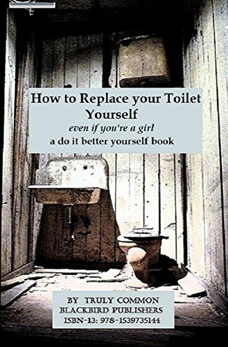 How to Replace Your Toilet Yourself: even if you're a girl or are not really that mechanical (I Can do it Better Myself Book 2) (English Edition)