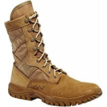 Belleville One Xero 320 Desert Tan Ultra Light Assault Boot, fabricado en EE. UU.