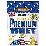Weider Premium Whey Protein ( 2 x 500g = 1000 g),Schoko-Nougat