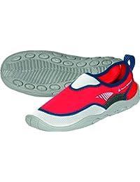Beco - Zapatos unisex de neopreno, blau inkl. Beachbox, 43 EU