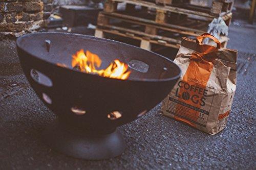 Bio Bean Coffee Logs Premium Eco Briquette 16 logs