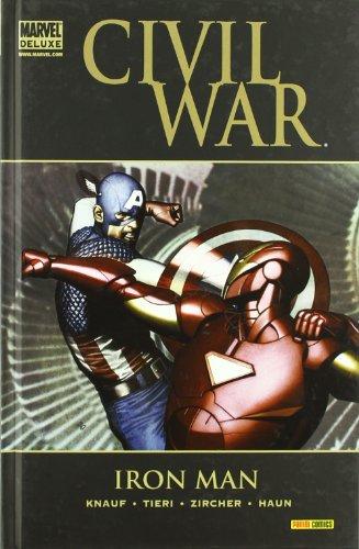 Charlie Knauft, Staz Johnson, Frank Tieri, Patrick Zircher. . Las verdaderas razones de la postura de Tony Stark han permanecido ocultas desde el inicio de la guerra. Ahora, ha llegado el momento de acercarse a qué sucede en la mente de Tony Stark, y...