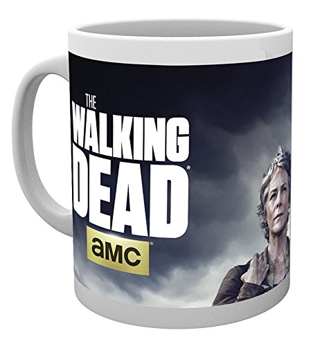 GB Eye LTD, The Walking Dead, Carol and Daryl, Taza