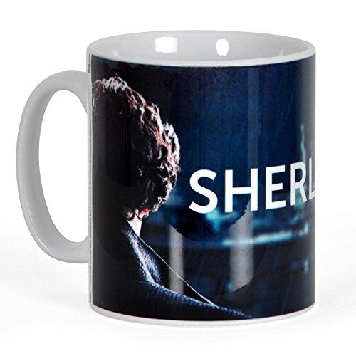GB eye, Sherlock, Enemies, Tazza