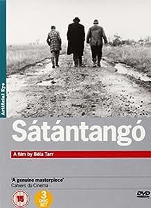 Sátántangó [1994] [DVD]