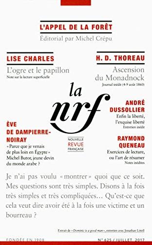 La Nouvelle Revue Française