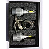 C6 12V H4 Car LED Headlight (Set of 2)