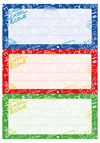 Etiquetas para libros Herma 5562