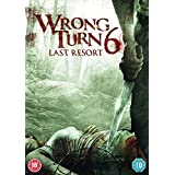 Wrong Turn 6 Last Resort UK release DVD by Anthony Ilott