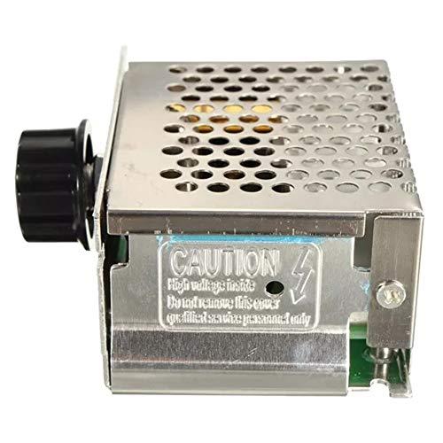WUX698 Energia movil AC 220V 4000W SCR Regulador Voltaje