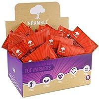 Bramble – Calentadores de Pies para el Bolsillo o Guantes. x 40 Pares